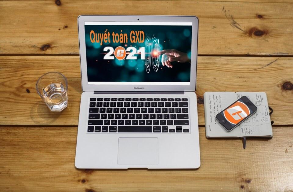 Cập nhật phần mềm Quyết toán GXD 2021 mới nhất